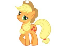 I listen to music. of watch My Little Pony: Friendship is Magic.