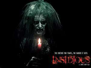 Haunting in Connetticut Signs Insidious