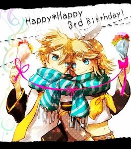 Rin and Len, of course xDD
