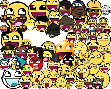 that Pusa face looks like these smileys xD and i agree with u
