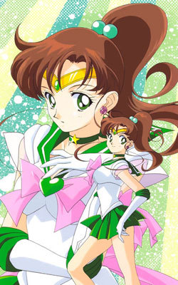 Sailor Jupiter.