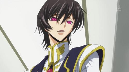 Code Geass Lelouch. (i think this counts)