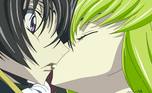Code Geass C2 and Lelouch