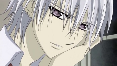 Zero from vampire knight! i 愛 him. he is soo cute and mysterious and somewhat romantic! my alltime fav!