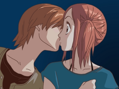 lovely complex otani and risa