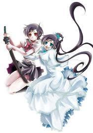 Saya and Diva (Blood+)