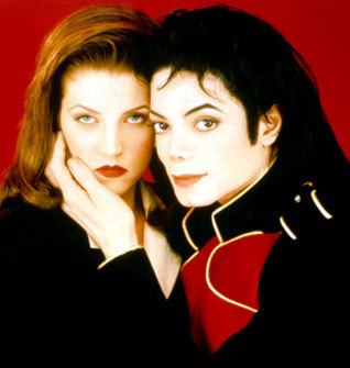 Boy:Michael (as in MJ) Girl:Lisa (as in MJ's wife)