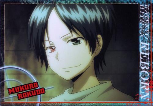 Rokudo Mukuro from Katekyo Hitman Reborn!