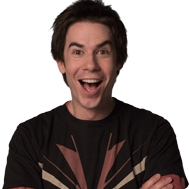 Spencer Shay from iCarly. They're both Hilarious!!! :D