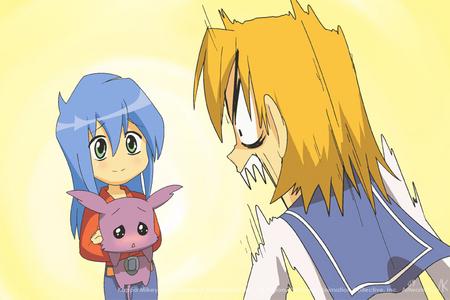 mitsuki from kappa mikey (its an american anime)