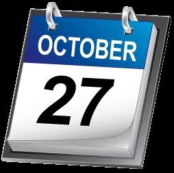 October. scopio! APPLECRUST!!!!