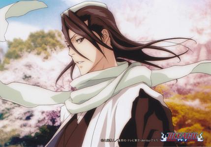 1. Hibari Kyoya from KHR/Byakuya from Bleach-I can't decide between them xD 2. Heiwajima Shizuo from Drrr!! 3. Sebastian from 黒執事 4. Rokudo Mukuro from KHR 5. Uchiha Itachi from NARUTO -ナルト-
