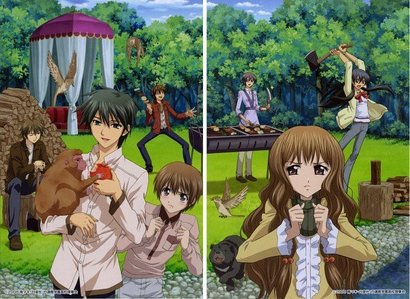 i think you should watch special A(romance/comedy) or kaichou wa maid sama(comedy/romance) and arad senki(this anime is more like comedy/action) and also full metal panic!!!