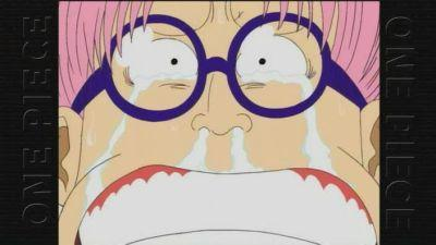 coby from one piece cries
