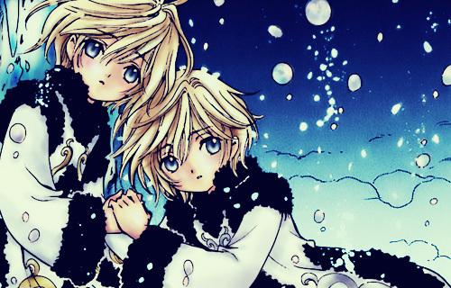 Fai and Yui....their story was so tragic T.T
