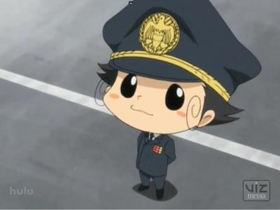 1. Reborn from Katekyo Hitman Reborn! 2. Lambo from Katekyo Hitman Reborn! 3. I-pin from Katekyo Hitman Reborn! 4. Conan Edogawa from Detective Conan 5. Kululu from Keroro Gunso