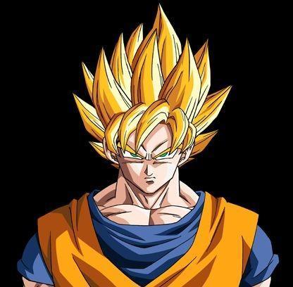 Super Saiyan, Goku