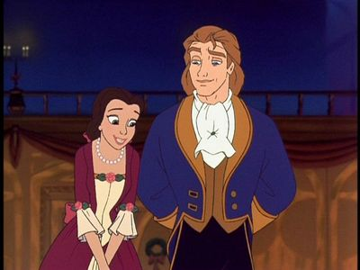 Who whould you rather be friends with? Belle or The Beast/Adam?