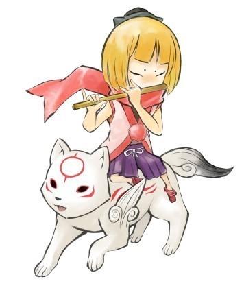 Waka and Okami!