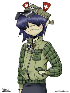 noodle. shes a badass japanese cutie and i totally wanna be her for a hari to see what its like being her ♥