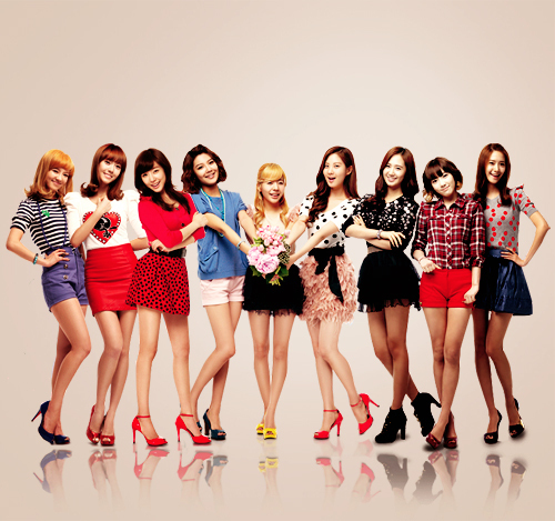 snsd of course <3 <3