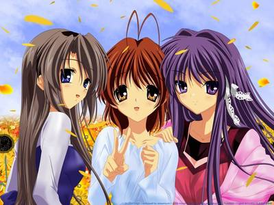 KYOU FROM CLANNAD