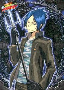 Rokudo Mukuro from Katekyo Hitman Reborn! <3