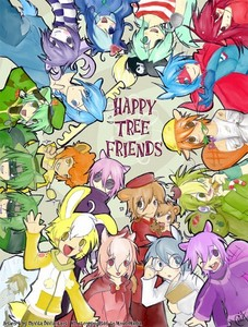 Happy albero Friends!!!