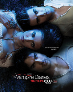 I'm obsessed now with everything that is Vampire Diaries V-V