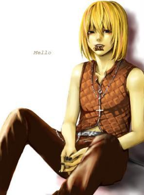 Mello wants some! :D Seriously.