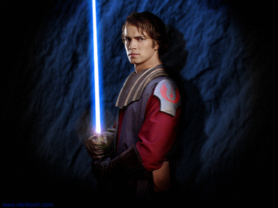 This is the one I like best. He looks really cool in this picture with the Clone Wars uniform he is wearing.
