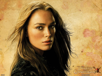 Pirates of the Caribbean 3 Elizabeth Swann: Pirates King