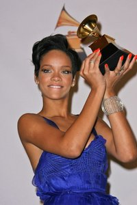 Rihanna Grammy Awards 2008