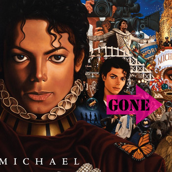 whos going to get that new mj cd ? who has already the Michael Jackson's VISION?