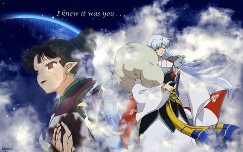 sesshomaru and kagura!:)