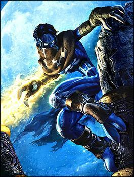Raziel from Legacy of Kain: Soulreaver