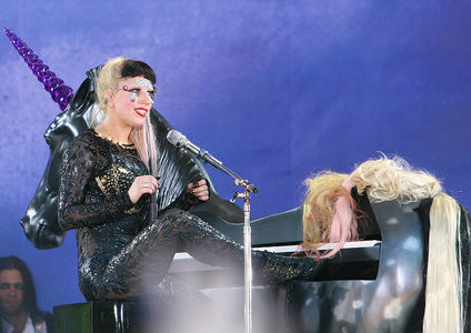 Lady Gaga (Good Morning America May 2011) !!
