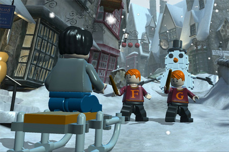 Lego Harry Potter (wii) ♥