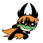 My opinion is no because he didn't mean to be evil. Thye bleach made him evil and to me that is not very fair. He is a joy to all kids anyways an the Powerpuff girls just TOTaLLY ruined his career. The Powerpuff girls were mean to bring him to jail.