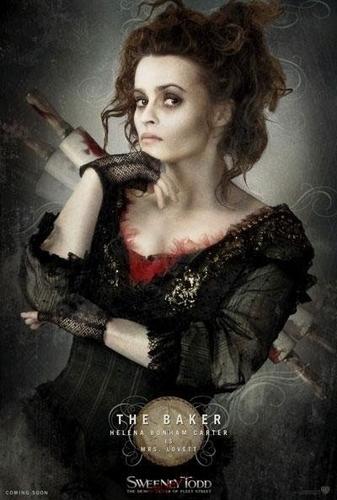 Nellie Lovett was definately her best character. Bellatrix Lestrange, the Red क्वीन and Emily were my other प्रिय =)