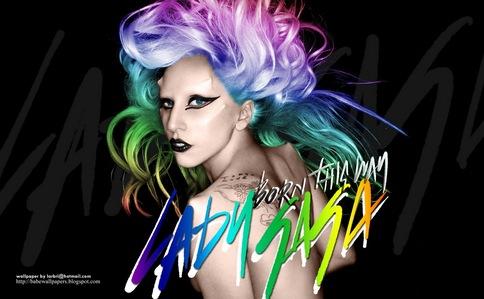 Stefani Germanotta a.k.a Lady Gaga