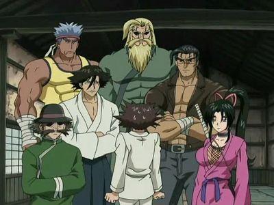 Kenichi's Masters