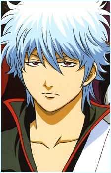 Um, maybe Sakata Gintoki from Gintama... We're both kinda lazy and uninterested, help people when we can and we both like manga/anime (he reads Shounen Jump xD)...Oh, yeah, we both like sweets (Unlike him, I'm not an addict, but it counts xD)...