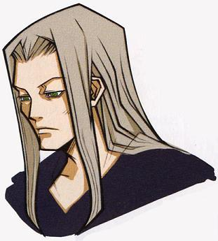 """Well, if I would someday meet my current obsession (AKA Vexen from KH)...  Think: """"OMGOMGOMGOMGOMG!!!"""" Say: """"Hay...You're Vexen, right? From Org. XIII?"""" Do: *smile a little and try to start a friendly conversation*  If that doesn't work and I freak him out, well...  ...I would stalk the living daylights out of him for revenge (and personal satisfaction =v=  Muhehehehehe!"""