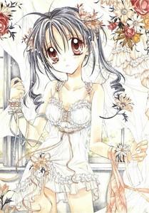 Mitsuki Koyama at Full Moon Wo Sagashite atau Card Captor Sakura ~ <3 I have same personality like them both and somethinks, what had happened them life, had happened to me, somewhere, in my past life~