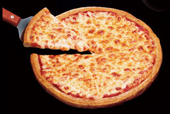 When it comes to pizza, I'm a purist. Just look at the beauty!~