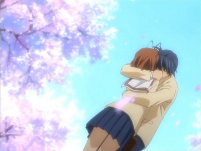 Nagisa And Tomoya Kissed Tomoya And Nagisa Answers Fanpop