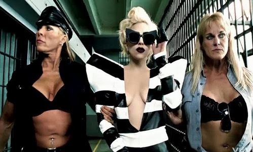 Post a picture of your favourite outfit worn by GaGa!