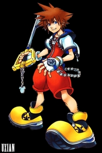 KH1 Sora! For many reasons, one of them being he was completely, utterly, and totally EPIC. Play Re:Coded too! He's hilarious and heroic, just like he should be!