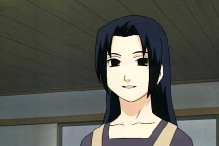 i look like sasuke's mom Mikoto Uchiha =) and i kinda look like hirasawa yui